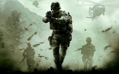 Call of Duty 4: Modern WarfareTorrent Download – Wildfirega